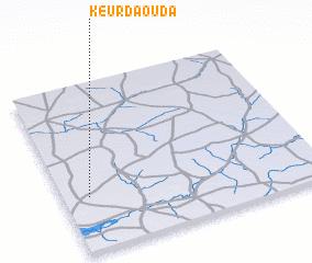 3d view of Keur Daouda