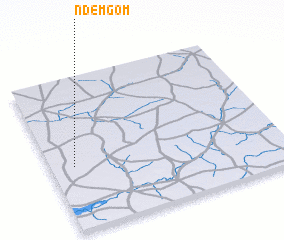 3d view of Ndemgom