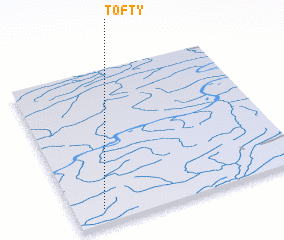 3d view of Tofty
