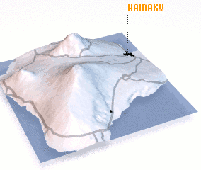 3d view of Wainaku