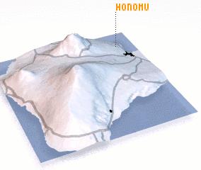 3d view of Honomu