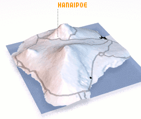 3d view of Hanaipoe