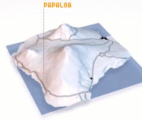 3d view of Papaloa