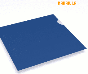 3d view of Mahaiula
