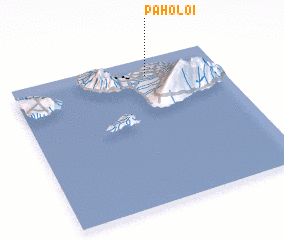 3d view of Paholoi