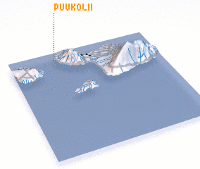 3d view of Puukolii