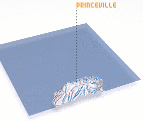 3d view of Princeville