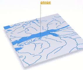 3d view of Aniak