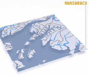 3d view of Mansabaco