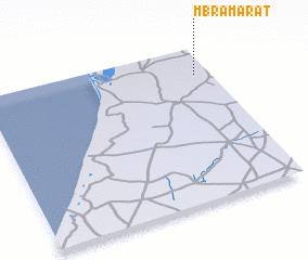 3d view of Mbrama Rat