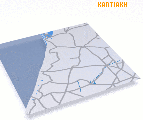 3d view of Kantiakh