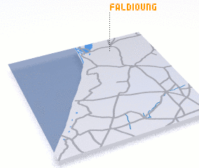 3d view of Fal Dioung