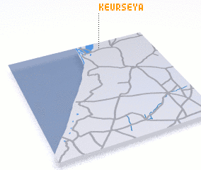 3d view of Keur Seya