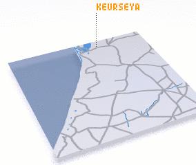 3d view of Keur Seya