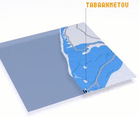 3d view of Taba Ahmétou