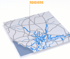 3d view of Ndidiène