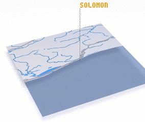 3d view of Solomon