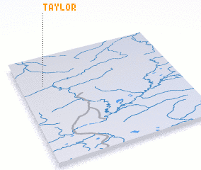 3d view of Taylor
