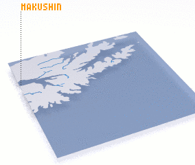 3d view of Makushin