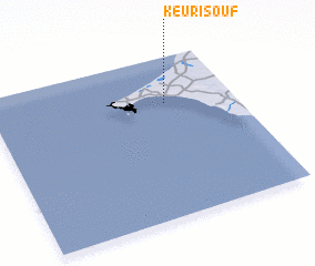 3d view of Keuri Souf