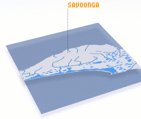 3d view of Savoonga