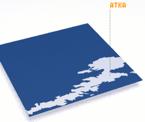 3d view of Atka