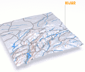 3d view of Hijar