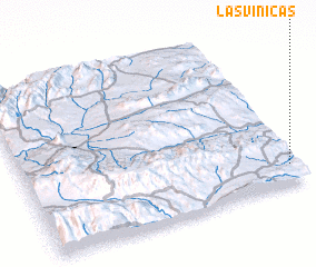 3d view of Las Viñicas