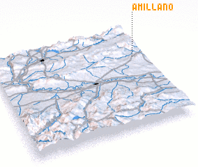 3d view of Amillano