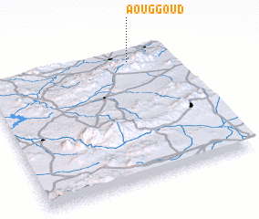 3d view of Aouggoud
