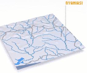3d view of Nyamiasi