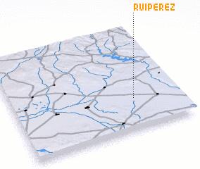 3d view of Ruipérez