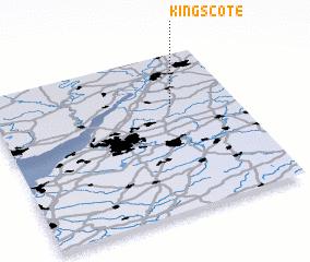 3d view of Kingscote