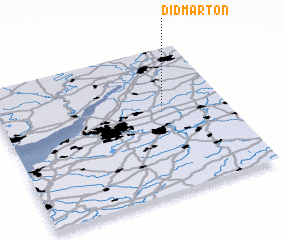 3d view of Didmarton
