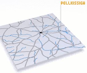 3d view of Pellkissiga