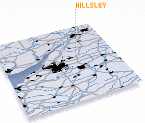 3d view of Hillsley