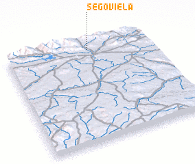 3d view of Segoviela