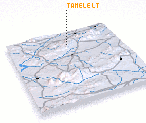 3d view of Tamelelt