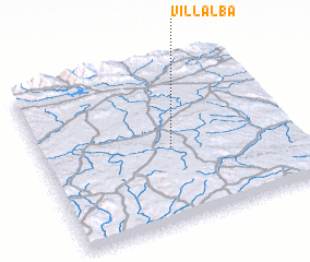 3d view of Villalba