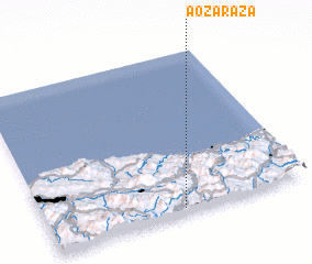 3d view of Aozaraza