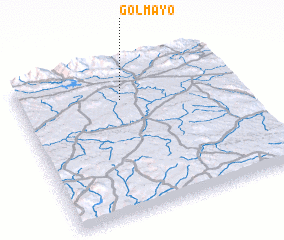 3d view of Golmayo