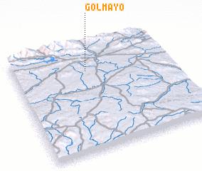 3d view of Golmayo