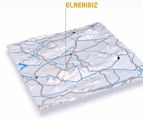 3d view of El Mehiriz