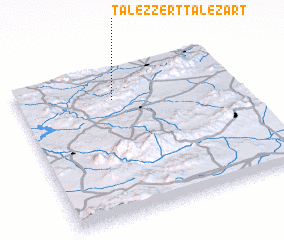 3d view of Talezzert Talezart