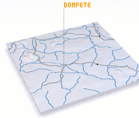 3d view of Domfete