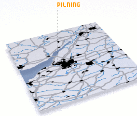 3d view of Pilning
