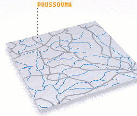 3d view of Poussouma