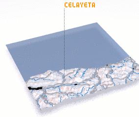 3d view of Celayeta