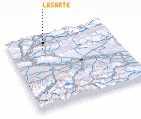 3d view of Lasarte