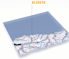 3d view of Alzusta